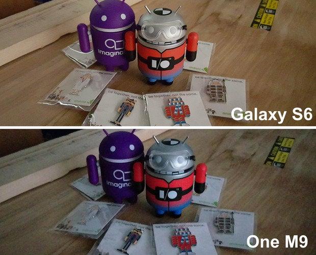 gs6 vs m9 comparison photo