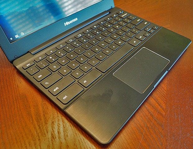 Hisense Chromebook Keyboard