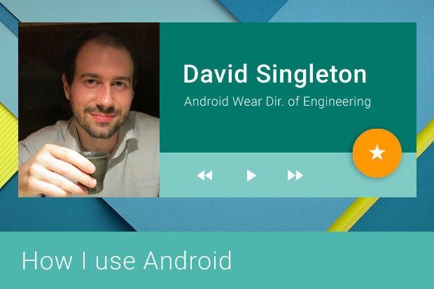 How I Use Android: David Singleton
