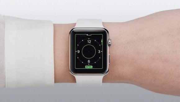 Apple Watch face customization