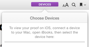 ibooks choose devices