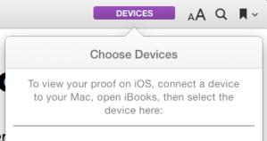 ibooks choose devices