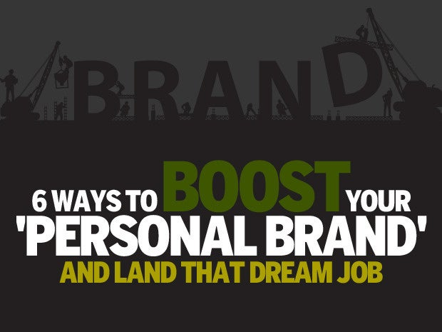 Tips for boosting your personal brand