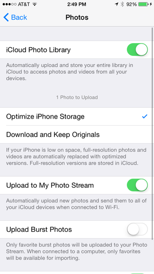 how to download iphone photos to mac without iphoto