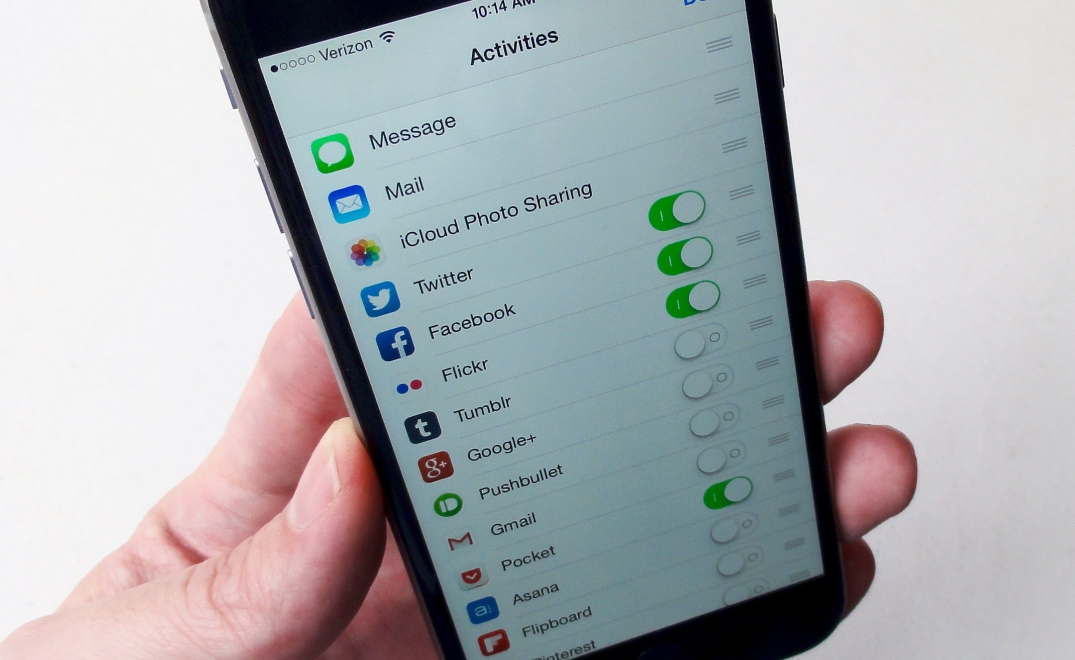 All About Action Buttons Your Handy Helpers In Ios Pcworld