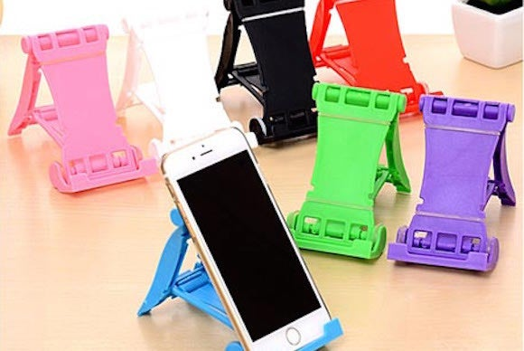 iphone stand phone 2 angles pocketable