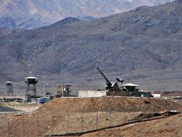 iran antiaircraft