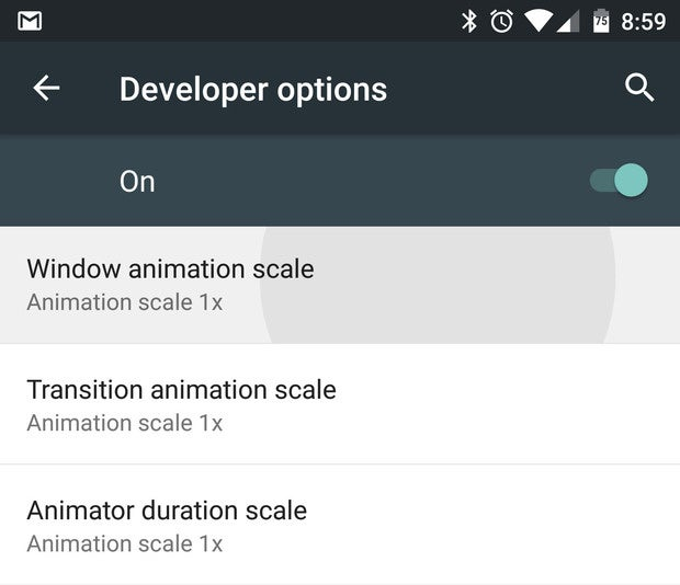 killer android features 3anim