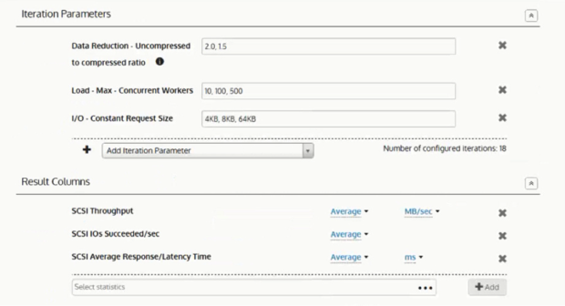 Load DynamiX Enterprise Iterator