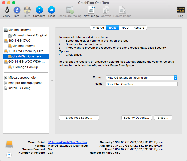 Mac 911: How to erase your Mac's hard drive the right way