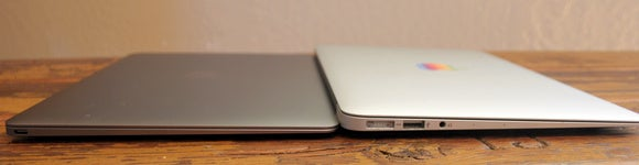 macbook lado a lado