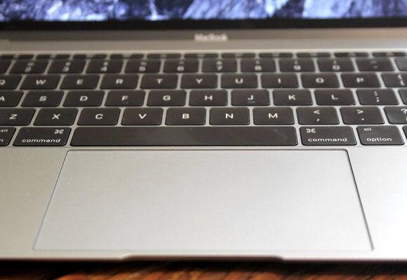 macbook trackpad fixed