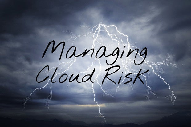 managing cloud risk cio brand post 4.22.15