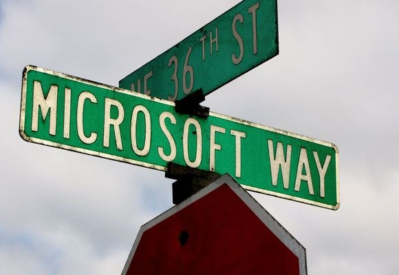 Microsoft most wanted desired place to work in IT