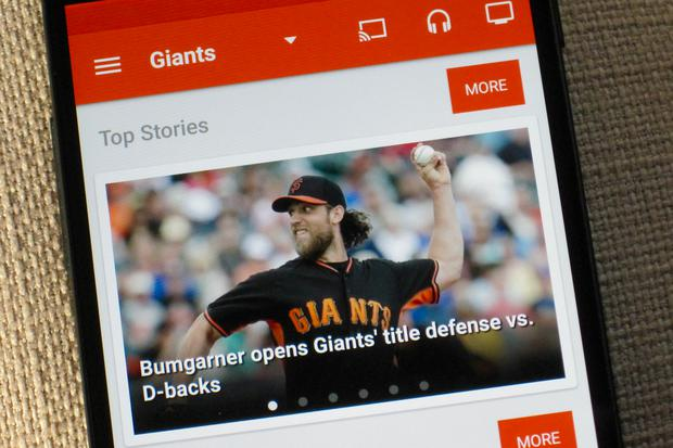 The best Android apps for following Major League Baseball