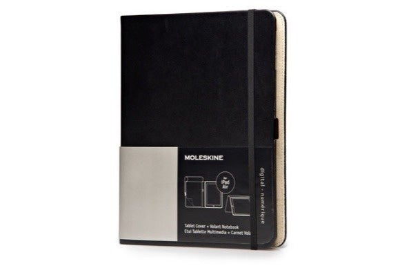 moleskine tabletcover ipad