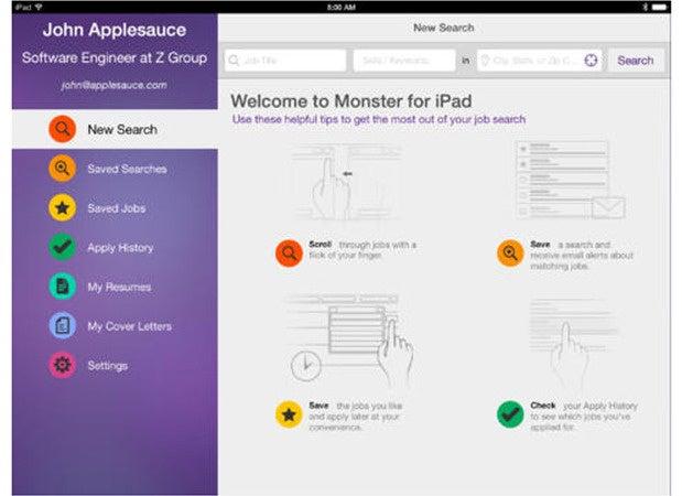 app to upload cv on ipad resume cv mobile iphone ipad and ipod