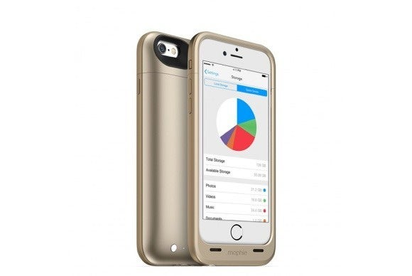 mophie spacepack iphone