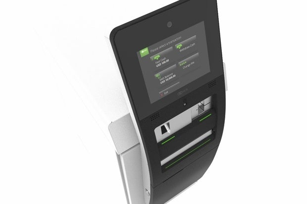 NCR's new Cx110 thin-client ATM