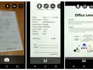office lens preview android
