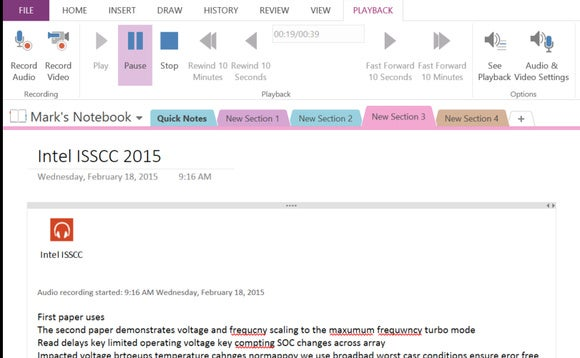 Take effective meeting minutes | How To OneNote