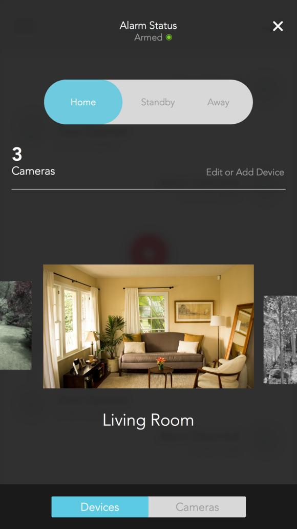 Abode cameras