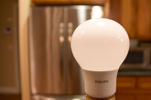 Philips LED light bulb