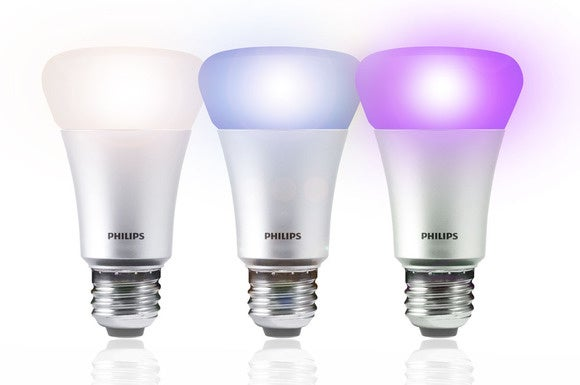 philips hue review the pioneer in led lighting is showing its age. Black Bedroom Furniture Sets. Home Design Ideas