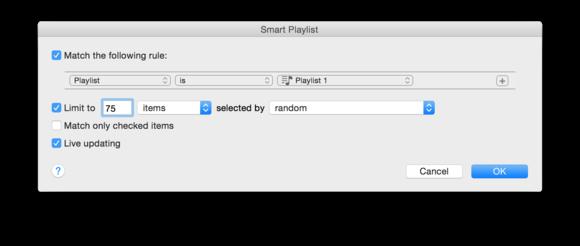 random playlist