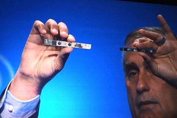 Intel's RealSense camera