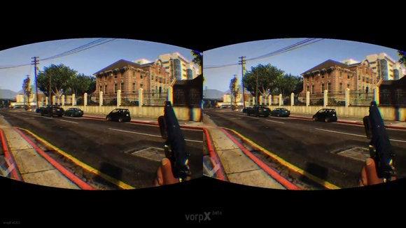GTAV VR