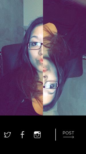 selfie social network