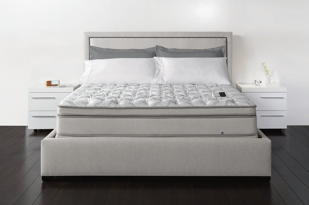 Sleep number i8 mattress review trial and error for Sleep by number mattress