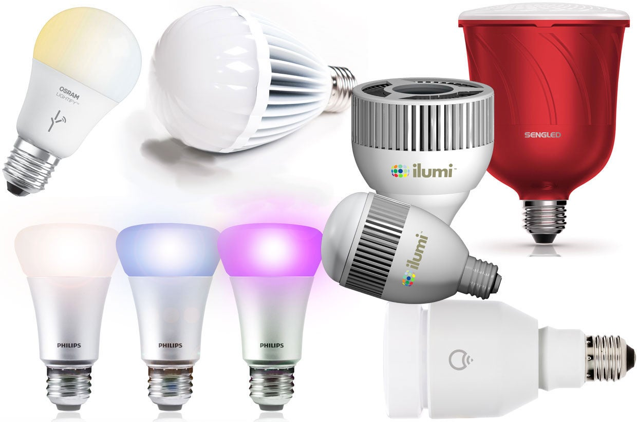 6 smart LED bulbs put to the test: We name the best and brightest ...