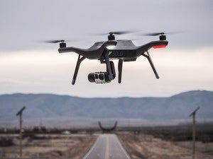 Drones in the enterprise: The future of data collection