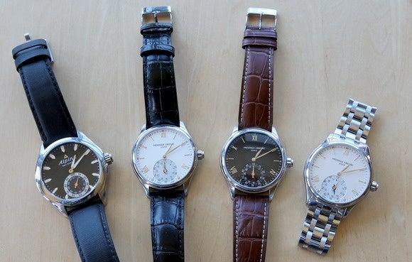 swiss smartwatches quartet