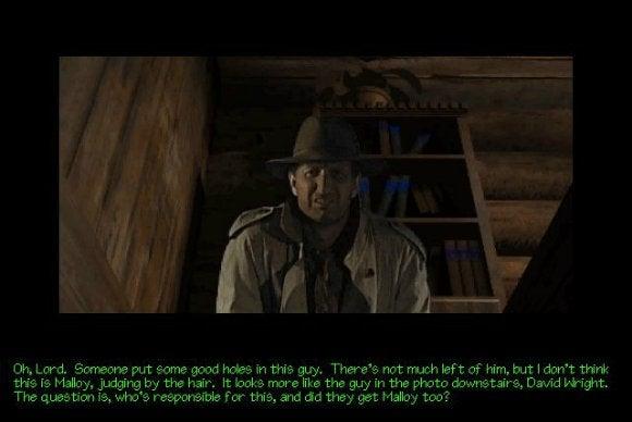 Tex Murphy: Pandora Directive