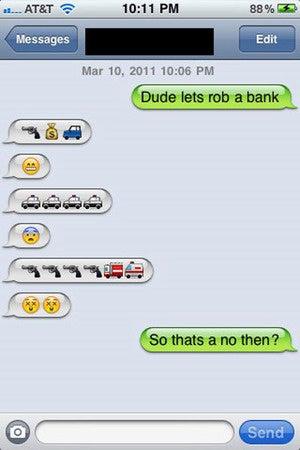thelist bankrobemoji