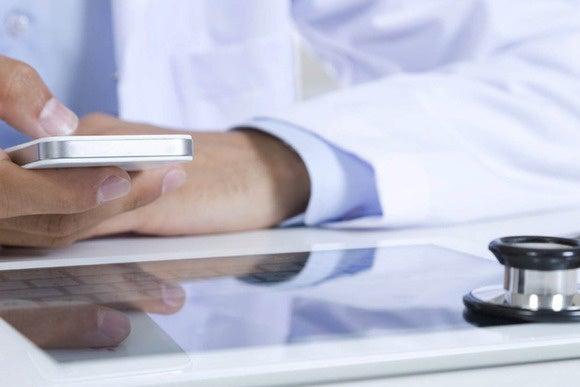 thelist doctor smartphone