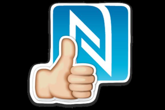thelist new emoji nfc