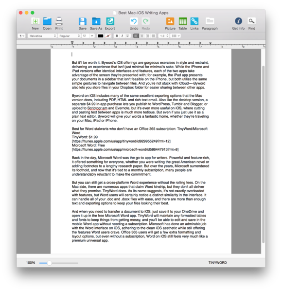 best software for writing research papers