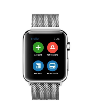 trello apple watch app