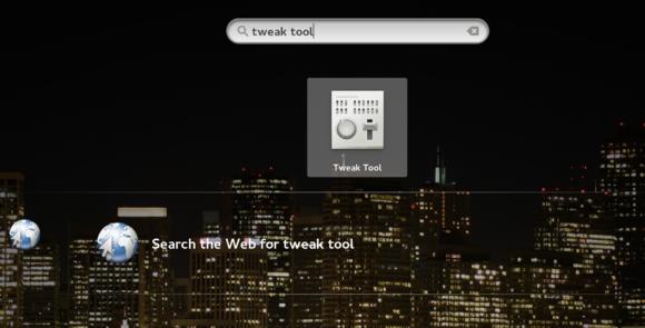 tweak tool search