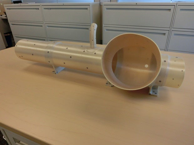 ula selected ultem 9085 for its ability to withstand a wide range of extreme temperatures. photo ul