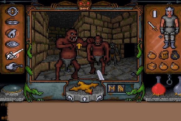 Ultima Underworld 2