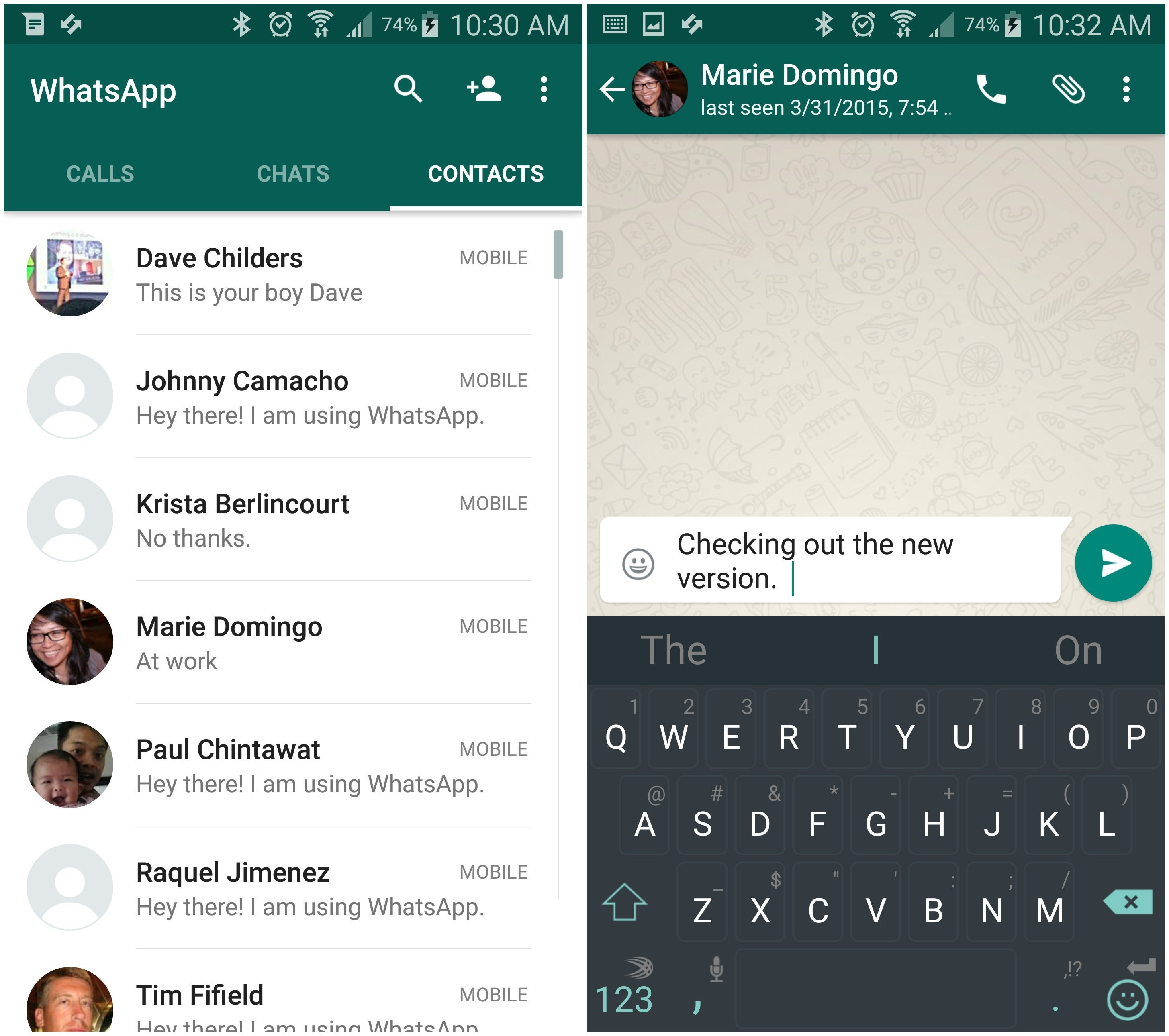 The best messaging apps with end-to-end encryption | Greenbot