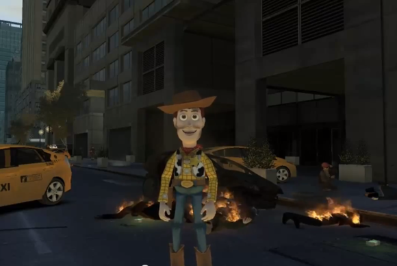 Woody GTAIV