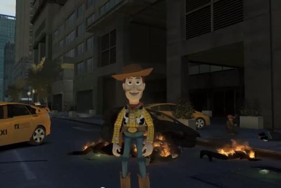 Woody GTAIV