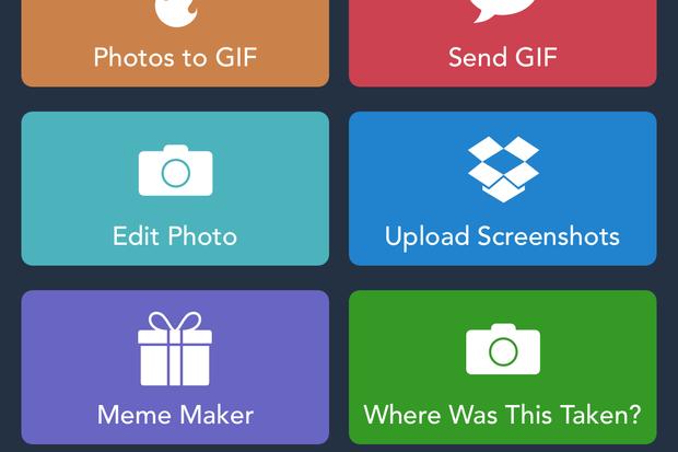 workflows ios app