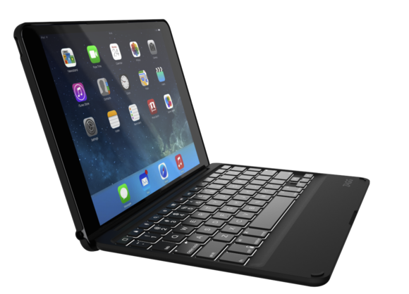 zagg folio ipadair2 right